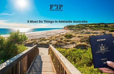 5 Must Do Things in Adelaide Australia