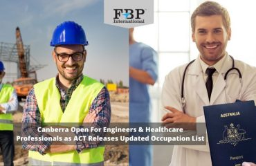 Canberra Open For Engineers & Healthcare Professionals as ACT Releases Updated Occupation List