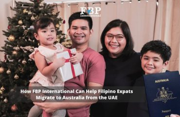 How FBP International Can Help Filipino Expats Migrate to Australia from the UAE