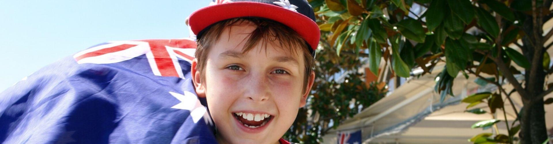 Australian-Child Visa