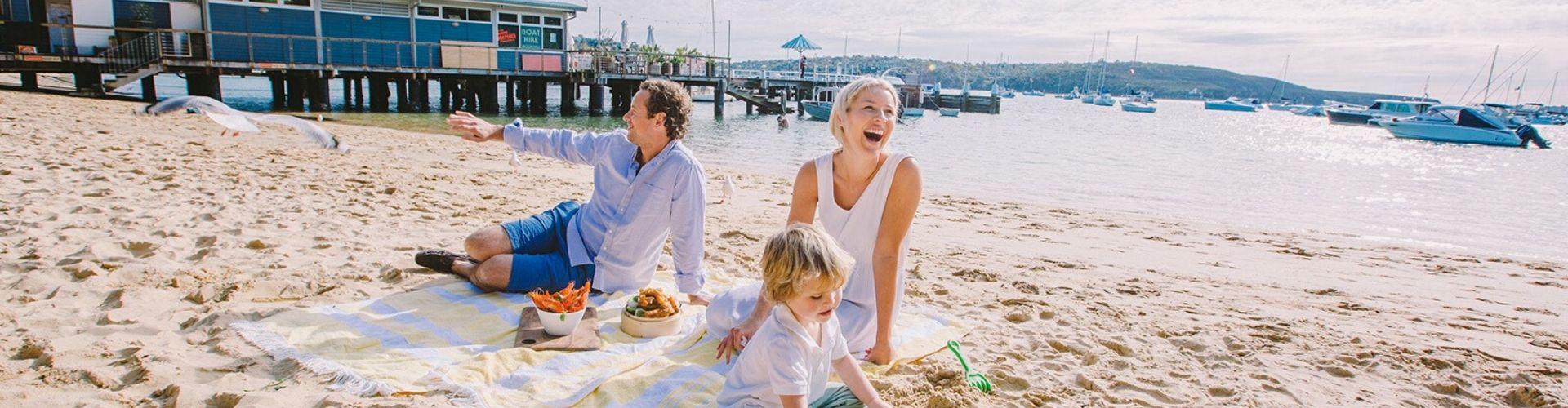 Australian Family Visa- FBP-UAE