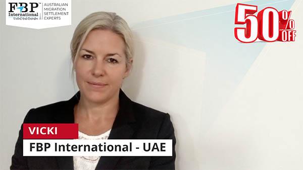 FBP International - UAE - 50% Offer